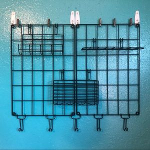 Other - Metal Wall Grid and Attachments